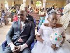 Visually Impaired Couple Tie The Knot In Anambra