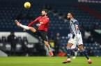 West Brom 1-1 Man Utd: Red Devils Held At Hawthorns