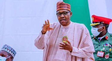 Buhari Directs Security Agents To Shoot Anyone Seen With AK-47