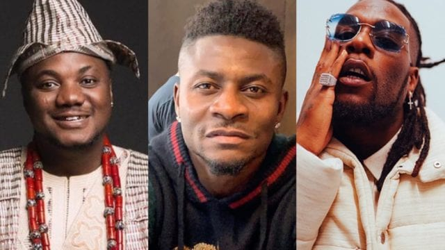 CDQ Stabbed By Burna Boy's Crew Over Obafemi Martins Issue 19