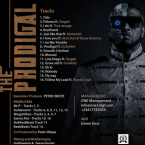 """Peter Psquare """"Mr P"""" Shares The Official Tracklist And Release Date For His Debut Album """"The Prodigal"""""""