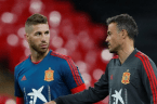 Spain Manager Luis Enrique Releases Squad For The 2022 World Cup Qualifiers