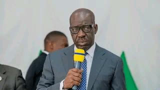 """Obaseki: """"FG Printed 60 Billion Naira For States To Share"""""""