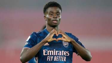 'It Took Me A While To Figure Saka Out' – Arteta Admits He Struggled To Find Arsenal Starlet's Best Role
