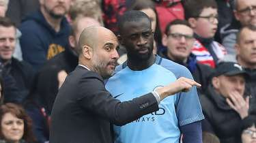 'I Want Peace' – Toure Reveals Efforts To End Feud With Man City Boss Guardiola