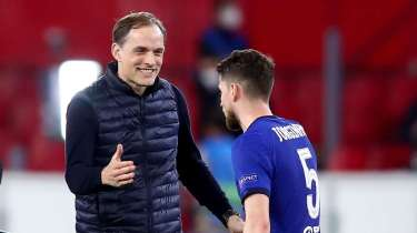 Tuchel: I Let Chelsea Players Have A Beer Or Wine In Seville To Relax Ahead Of Man City Clash