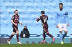 Premier League: 10-man Leeds United Shock Man City At Etihad