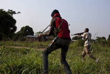 Kidnappers Ambush Ogun Hunters On Rescue Mission, Burn Two Vehicles, Nine Motorcycles