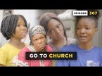 Download Comedy Video:- Mark Angel – Go To Church