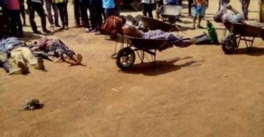 #BenueUnderAttack: 36 Persons Killed In Benue State (Graphic Photos)