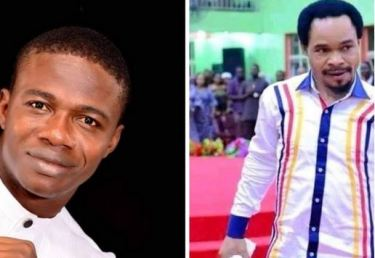 Drama As Pastor Challenges Prophet Odumejeje To A Spiritual Battle And Invites Media Houses To Be Present