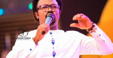 Joshua Iginla: What TB Joshua Said When I Told Him He Was Going To Die