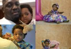 Illbliss Shares Testimony On His Daughter, KachimSideh's First Birthday