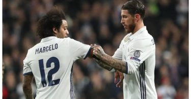 Marcelo Becomes Real Madrid's First Foreign Captain Since 1904