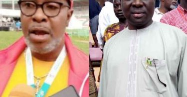 Odegbami: War In The AFN… An Unending Sports Drama!