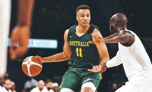Nigeria's Basketball Team, D'Tigers, defeated by Australia: 108-69