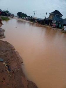 Oh No! Flood Shuts Down Owerri Metropolis Again (Photos)