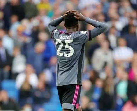 'Ndidi Faces Four To Five Weeks Out' – Rodgers Gives Latest Update On Injured Eagles Star