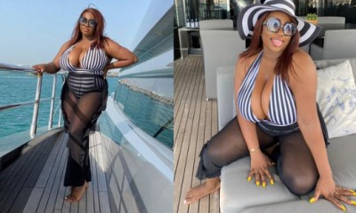 BBNaija star, Dorathy splashes millions on luxury vacation in Dubai (video)