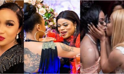 Here Is Why Tonto Dikeh Dumped Bobrisky
