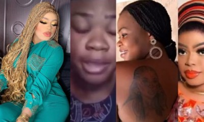 Bobrisky Replies Fan Disowned By Father