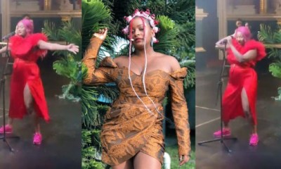 Fans React To New Video Of DJ Cuppy