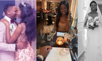 Man marries lady on Valentine's Day