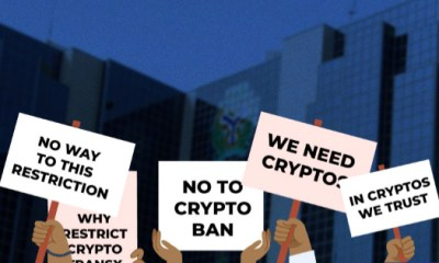 Nigerian Crypto community Angry With CBN