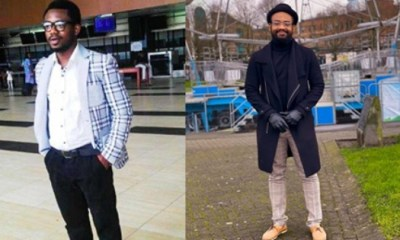 Nigerian Medical doctor shares photo of his Transformation