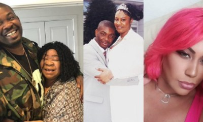 Don Jazzy's mother Breaks Silence