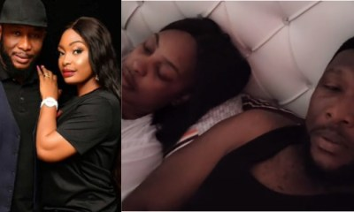 Tchidi Chikere shares video with Nuella