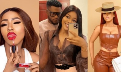Mercy Eke reacts to claims