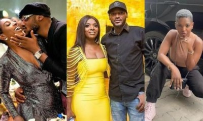 TuFace Idibia Posted Photo Of His Wife