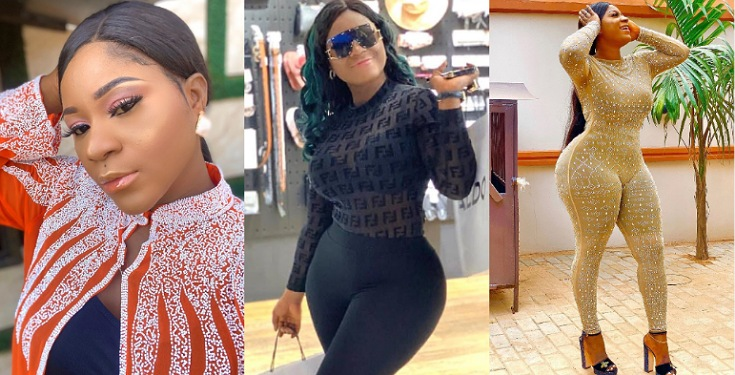 My curves didn't give me any special privileges in Nollywood – Actress, Destiny Etiko