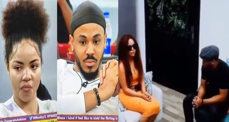 BBNaija: Nengi Blames Ozo For Being Called Out By Ebuka; Says He Has A Hand In It (Video)