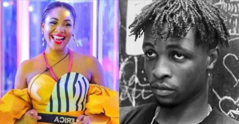 """#BBNaija: """"I don't want to ever talk about Erica again"""" – Laycon (Video)"""