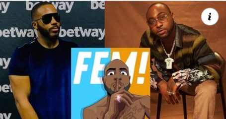 Your latest song is fire – Kiddwaya tells Davido (see tweets)