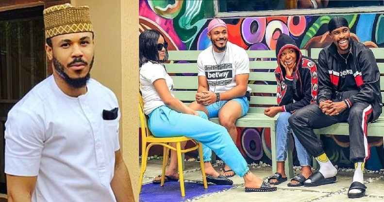 """""""Ozo is the most boring housemate, his only job is to wear bum short and follow Nengi around"""" – Man blasts Ozo (Video)"""