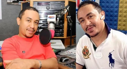"""""""Divorce is not the end of your life"""" – Daddy Freeze writes on being a divorcee"""