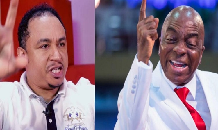 """""""The more they curse me, the more blessings I get"""" – Daddy Freeze sends message to Pastors"""