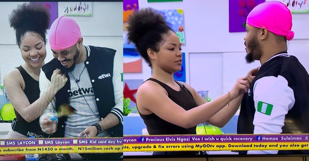 After BBNaija Show, I Will Pay For Your Masters Program In The UK – Ozo Tells Nengi (Video)