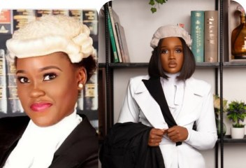 """""""Know who you are coming for"""" – CeeC says as she shares her certificates after follower asked if she bought her degree"""