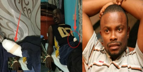 Lady Bit Off Gbola Of Armed Robber After She Was Forced To Give Him BJ (Photos)
