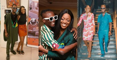 """""""You'll be favoured and Kings will respect you, I love you"""" – Vee pens emotional words to celebrate Laycon's birthday"""