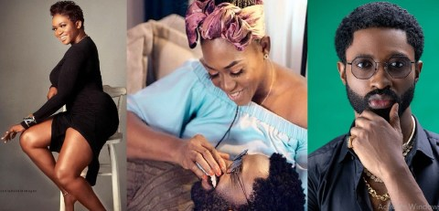 Asoebi Loading As Singer Waje fall in Love Again at the Age of 40 years with Singer Ric Hassani [Photos]