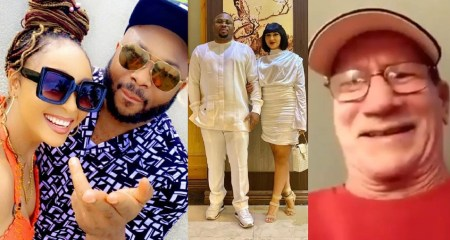 BUSTED! How Tonto Dikeh Ex Olakunle Churchill Has Been Using Rosy Meurer To Defraud Whitemen