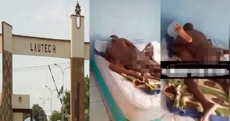 """""""Shameless lecturers"""" – Nigerians React After A S3x Tape of LAUTECH Lecturer Leaked 0nline [Video]"""