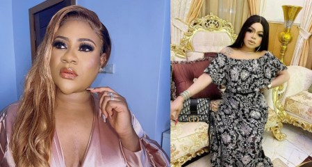 """""""Go For An STD Test"""" – OAP N6 Advises Bobrisky And Nkechi Blessing Who Are Allegedly Sleep With One Man"""