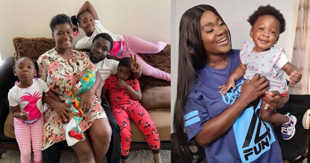 I have left the WhatsApp group — Mercy Johnson replies a fan who told her to have more children