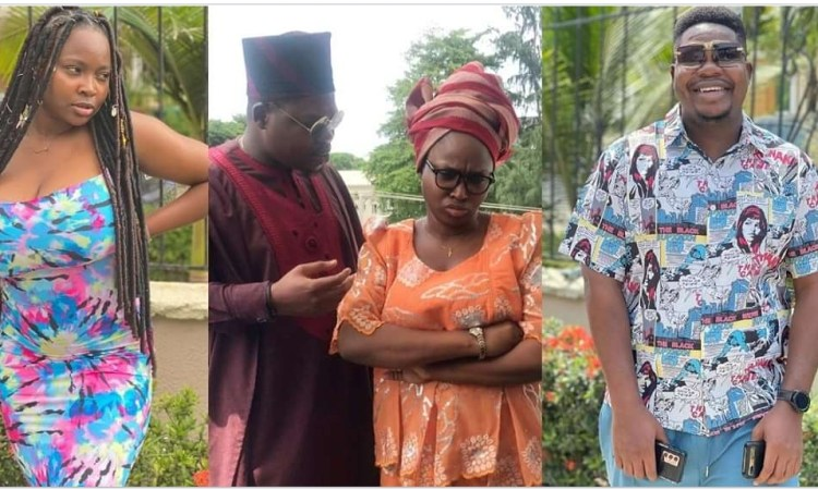 Our fans think we are married in real life – Mummy Wa speaks on her relationship with Mr Macaroni